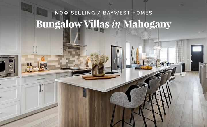 Now Selling Bungalow Villas in Mahogany