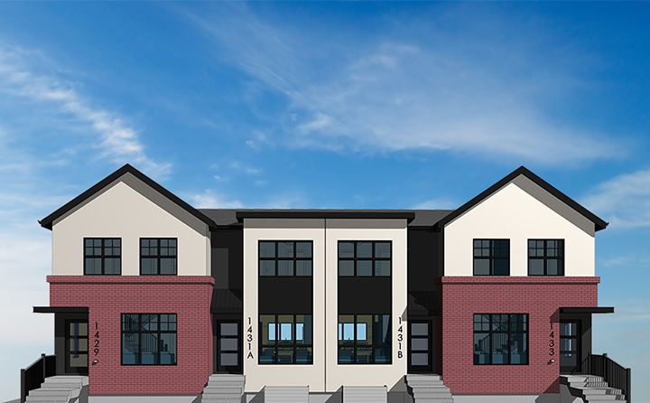 Nest Townhomes in Inglewood